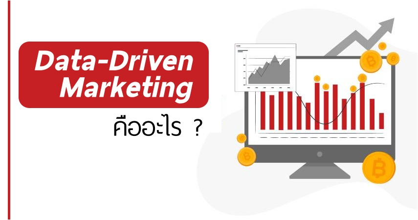 Data-Driven Marketing คืออะไร ? by seo-winner.com