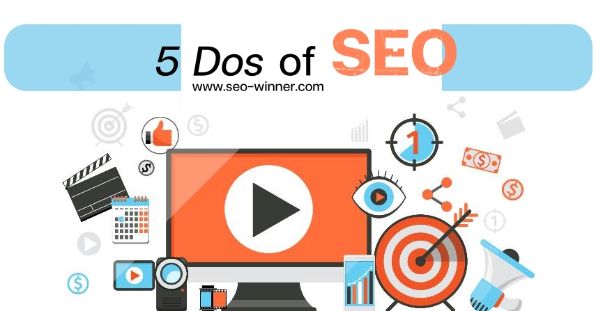 5Dos of SEO