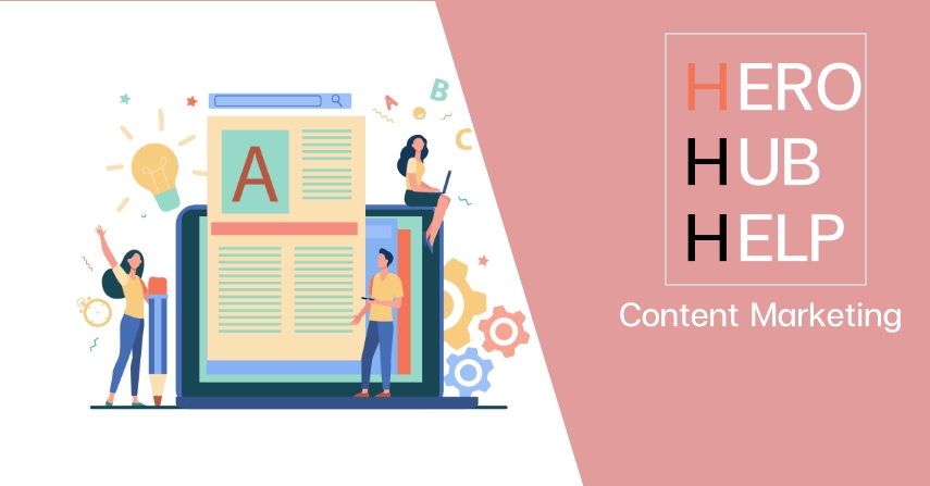 Hero Hub Help - Content Marketing